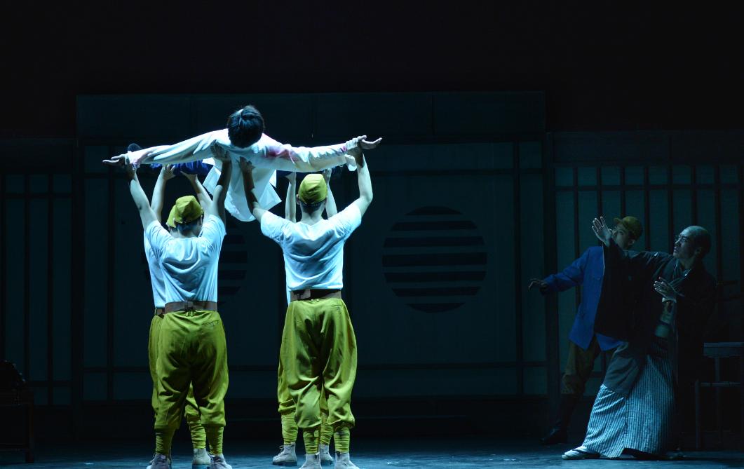 【延期】【启东站】沪剧院红色经典传承剧目《红灯记》