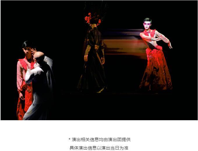 杨丽萍舞蹈剧场《十面埋伏》